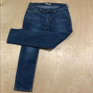 "Old Navy ""The Flirt"" Women's Blue Jeans Size 6S"